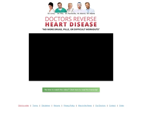 The Heart Disease Breakthrough Your Doctor Won't Tell You About